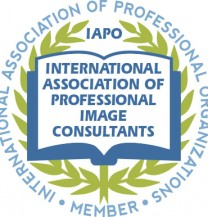 Honored Member of the International Association of Professional Image Consultants - IAPO