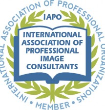 Honored Member of the International Association of Professional Image Consultants- IAPO
