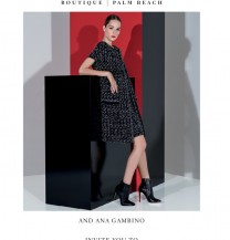 Event: An Evening of Style - Keynote Speaker: Ana Gambino