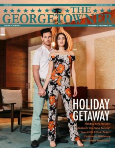 The GeorgeTowner Magazine