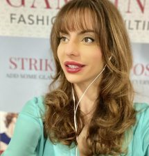 Online Fashionable Classes: Educator, Ana!