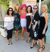 Tiffany & Gambino Fashion Consulting Event